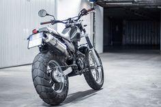 #yamaha #tw #streettracker #caferacer #yamahatw #custom #tracker #street #motorbike