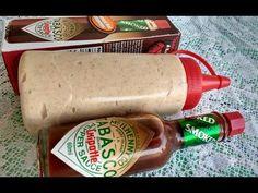 MOLHO CHIPOTLE CASEIRO (IGUAL DO SUBWAY )COM A VERDADEIRA PIMENTA CHIPOTLE POR MARA CAPRIO - YouTube