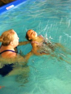 Swimming lessons are survival lessons!