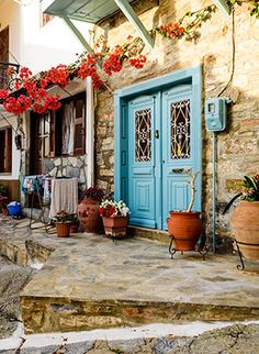 Must sees Samos-Stad, vathí Samos Greece, Rum, Windows, Doors, Banners, Painting, Photos, Travel, Europe