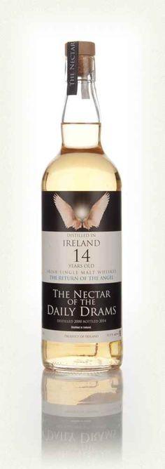 Irish Single Malt 14 Year Old 2000 (bottled 2014) - The Nectar of the Daily Drams