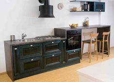 Fronturi din lemn masiv tei/cires, culoare personalizata, hota Elica made in Italy Double Vanity, Cabinet, Storage, Modern, Furniture, Home Decor, Clothes Stand, Purse Storage, Trendy Tree