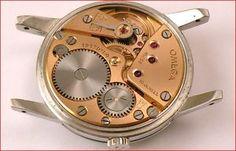 Omega fab suisse 1950 cal: rare 265 movement: 12170184 case: 2495-16