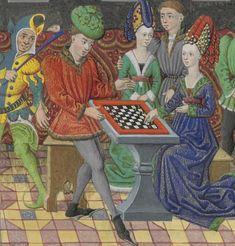 Além dos emblemáticos torneios, havia uma série de jogos medievais, sobretudo a…