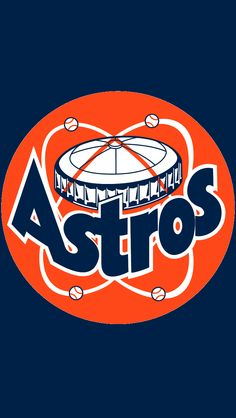 Vintage Houston Astros Logo All Hail the Mighty State