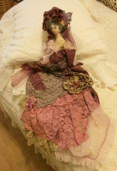 a Spanish parlor doll
