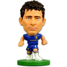SoccerStarz Chelsea F.C. Frank Lampard - Rs. 499 Official #Football #Figurines from leading clubs across Europe.