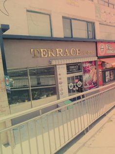 "pork cuttet & fried chicken restaurant "" Terrace """
