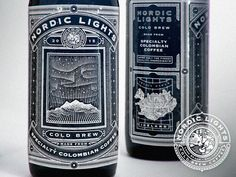 Nordic Lights on Packaging of the World - Creative Package Design Gallery