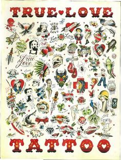Traditional Tattoos | Daniel Herlihy's Blog