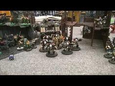 Tana dei Goblin Forlì Cesena Partite Warhammer 40k 2014