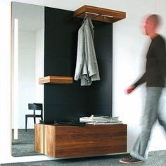 Современная мебель для стильной прихожей