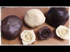 Rezept für Modellierschokolade und Anleitung zur Herstellung von Rosen aus Modellierschokolade In diesem Video zeige ich Euch, wie ihr ganz schnell und einfa...