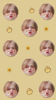 K Wallpaper, Wallpaper Iphone Cute, Yoshi, You Are My Treasure, Nct, Yg Ent, K Idol, Kpop, Treasure Boxes