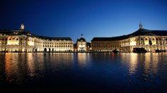 The grand Place de la Bourse. Photo: Ed Alcock for The New York Times