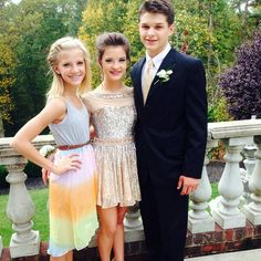 Beautiful brooke and paige hyland. Brooke going to homecoming