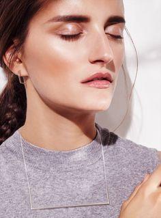 INDUSTRIA NECKLACE by Mei-Li Rose / Jewellery / Pendants | Young British Designers