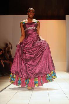 Sarfo of Styles @afwny 2011 #fashion #africanfashion #pr #luxury #africafashionweek #newyork #ny