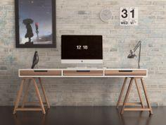 Cool desk