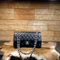 Chanel handbag 2.55 (black)