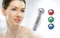 Deal national - Retrouvez une peau jeune, rayonnante et remodelée grâce à cet appareil de massage du visage KD 23, testé et reconnu, à seulement 69€ au lieu de 259€, soit 73% de remise !