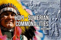 How is it possible for two cultures seperated by distance and language barriers to have so many prophetic similarities? by Robert Morningsky The Hopi believe the Creator of Man is a woman. The Sume… Aliens And Ufos, Ancient Aliens, Ancient History, Hopi Prophecy, Classical Latin, Hopi Indians, Indian Language, Sumerian, Native American Art