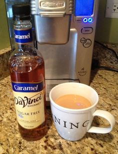 DaVinci Sugar Free Caramel Syrup Review - News - Bubblews