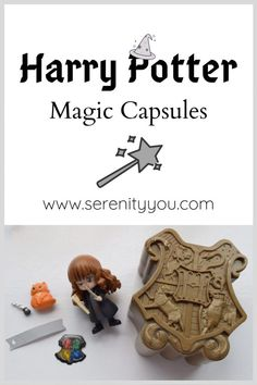 Harry Potter Magic Capsule #collectable #toys #harrypotter