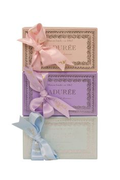 Laduree. packaging perfection.