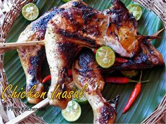 Chicken Inasal ~ Pinoy Kitchenette