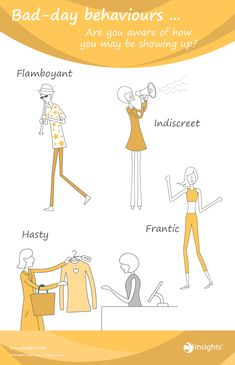 Do any of these bad-day Sunshine Yellow traits look familiar to you?
