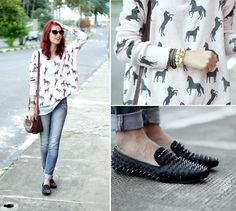 Saturday Cloudy (by Glena Martins) http://lookbook.nu/look/4379203-Saturday-Cloudy