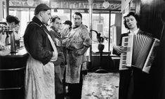 Les bouchers melomanes, Paris 1953