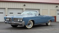 ◆1964 Chrysler Imperial Crown Convertible◆..Re-pin Brought to you by agents at #HouseofInsurance in #EugeneOregon for #CarInsurance