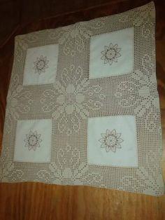 Filet Crochet, Crochet Lace, Diy And Crafts, Crochet Patterns, Alice, Quilts, Blanket, Crocheting, Corner