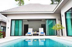 Chaweng Noi Pool Villa: Hotel on Chaweng Beach Koh Samui,Thailand