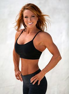 Bodybuilding Daily plan for gym workouts by body part - Fitness is a permanent fixture in Tracy's life and it shows. See how this British beauty shaped a body that hauls in first place trophies! Fitness Workouts, Fun Workouts, Daily Workouts, Fitness Studio Training, Model Training, Training Plan, Weight Training, Body Fitness, Physical Fitness
