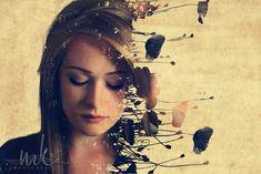 creative portrait | Megan Kelly - Creative Self Portraits - Beautiful - Photographer ...