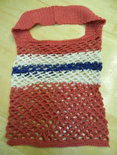 Yay! @Janet Watling has bag #2 finished and ready for the 4th of July :)  #joannCPAL