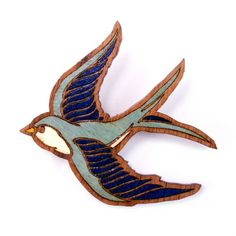 Swallow pin
