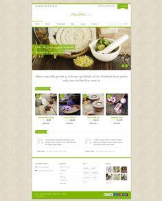 Organic Shop  |  Responsive, Shopping, Wordpress Template  |  themeforest  |  http://themes.quitenicestuff.com/organicshopwp/product-category/skin-care/
