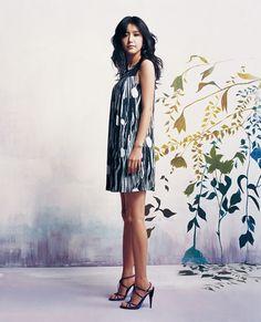 Korean Celebrity: Korean Celebrity Chae Jung An | Fashion Photos