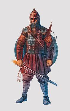 Russian Druzhinik