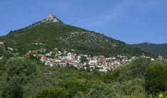 Kallirachi village Thassos island Greece
