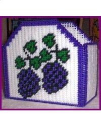 Grapes Napkin Holder