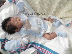 AA / Ethnic Reborn Baby Boy For Sale - Jez Simeon