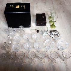 #glasses, part of another difficult #worldclassnl task.. Choosing the right #glassware to serve my #cocktails in