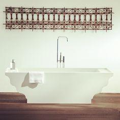 GRANDTOUR bathtub design by Carlo DalBianco