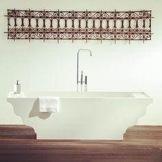 GRANDTOUR bathtub design by Carlo DalBianco