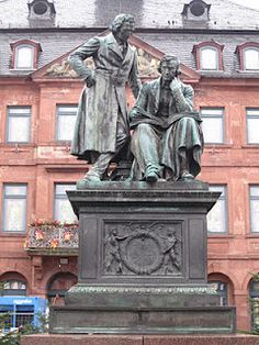 Hanau, Germany Brothers Grimm